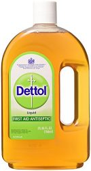 Dettol Original First Aid Antiseptic Liquid 25.35 oz
