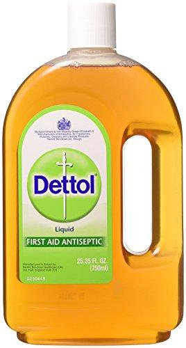 Dettol Original First Aid Antiseptic Liquid 25.35 oz