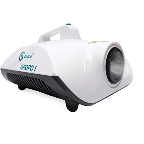 Gecco Gropo I Air Disinfectant Fogger & Sanitizer Sprayer Machine – Use as Portable Purifier for Sanitizing of Indoor & Outdoor Rooms in Home & Office – Cleans and Kills Bacteria, Germs, Viruses